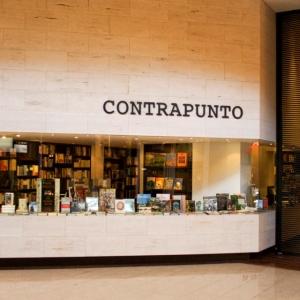 عکس - فروشگاه کتاب Contrapunto ، اثر Lipthay ، Cohn ،Contenla ، شیلی