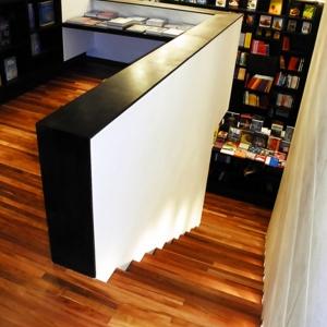 تصویر - فروشگاه کتاب Contrapunto ، اثر Lipthay ، Cohn ،Contenla ، شیلی - معماری