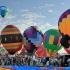 عکس - جشنواره بالن ها در نیو مکزیکو