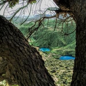 تصویر - نادرترین دریاچه کشور ،دریاچه دوقلوی سیاه گاو - معماری