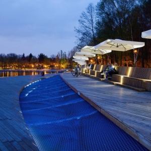 تصویر - طرح توسعه خط ساحلی دریاچه Paprocany ، اثر تیم طراحی RS ، لهستان - معماری