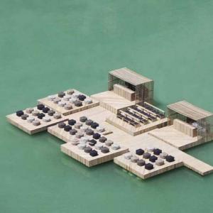 تصویر - 5 جاذبه شناور غیر معمول - معماری
