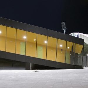 تصویر - استادیوم Ring ، اثر تیم معماری Multiplan  و OFIS ، اسلوونی - معماری