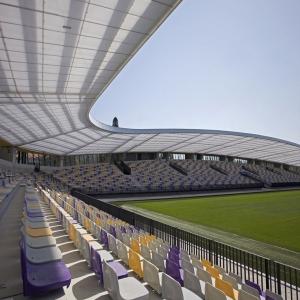 عکس - استادیوم Ring ، اثر تیم معماری Multiplan  و OFIS ، اسلوونی