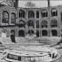 عکس - تعزیه در تکیه دولت , یادی از معمار عظیمترین نمایشخانه تاریخ ایران