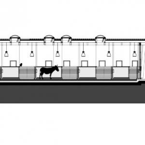 تصویر - باغ وحش Öhringen Petting T، اثر تیم معماری Kresings ، آلمان - معماری