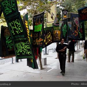 تصویر - در این خیابان موسیقى محرم عرضه میشود - معماری