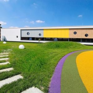 عکس - مهد کودک Yellow Elephant ، اثر دفتر معماری xystudio، لهستان
