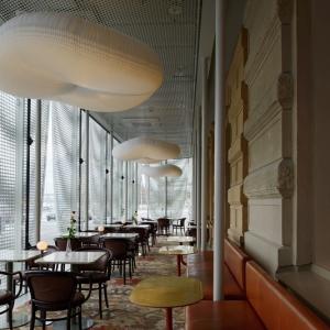 تصویر - طراحی جالب پاویون هتلی در سوئد - معماری