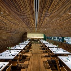 تصویر - رستوران Gurumê ، اثر تیم معماری Bernardes ، برزیل - معماری