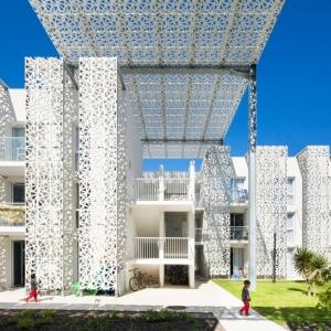 عکس - هتل Nakâra ,،تیم معماری Jacques Ferrier ، فرانسه