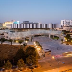 عکس - استادیوم ورزشی Zhoushan ، اثر تیم معماری John Curran ، چین