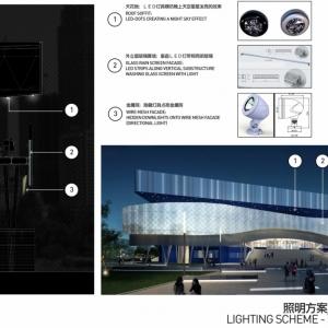 تصویر - استادیوم ورزشی Zhoushan ، اثر تیم معماری John Curran ، چین - معماری