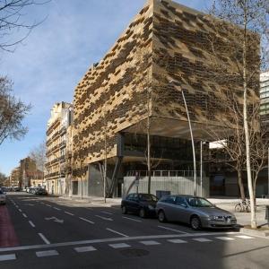 عکس - مرکز فن آوری ، تحقیقاتی و تکنولوژی ،اثر PICHARCHITECTS ، اسپانیا