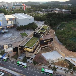 عکس - مرکز دوسالانه بینال Gwangju ، اثر تیم طراحی IROJE  و همکاران ، کره جنوبی
