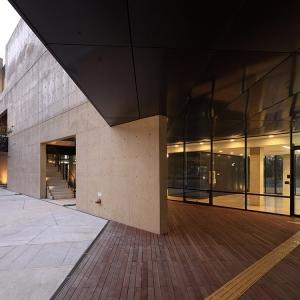تصویر - مرکز دوسالانه بینال Gwangju ، اثر تیم طراحی IROJE  و همکاران ، کره جنوبی - معماری