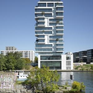 عکس - آپارتمان مسکونی Living Levels ، اثر تیم طراحی Sergei Tchoban ،آلمان