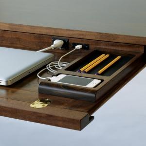 عکس - طراحی خلاقانه میز کار ، شرکت Thos. Moser ، آمریکا
