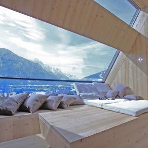 تصویر - 40 اتاق مهیج با دید و منظری تماشایی - معماری