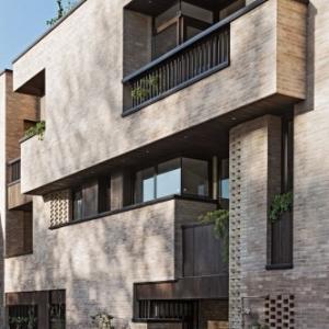 تصویر - خانه فروردین ، اثر دفتر معماری پیرامون ، اصفهان - معماری