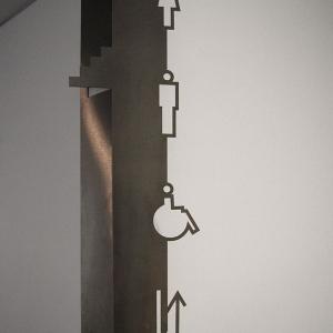 تصویر - 22 نماد خلاقانه و جالب توجه در سرویسهای بهداشتی - معماری