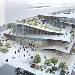 تصویر - معمار نامدار ژاپنی و طرحی برای توسعه پاریس - معماری