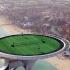 عکس - 5 زمین تنیس شگفت انگیز جهان