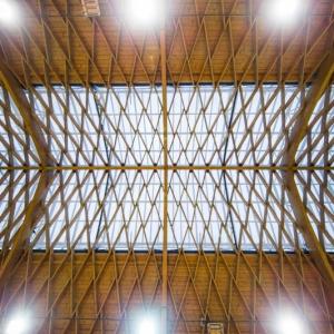تصویر - 5 زمین تنیس شگفت انگیز جهان - معماری