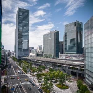 عکس - طرح توسعه ایستگاه مترو Yaesu ، اثر تیم معماری JAHN ،ژاپن