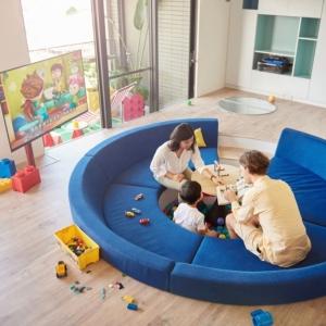 تصویر - فضای بازی کودکان Lego Play Pond ، اثر HAO Design ، تایوان - معماری