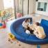عکس - فضای بازی کودکان Lego Play Pond ، اثر HAO Design ، تایوان