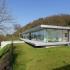 عکس - خانه شیشه ای بر فراز دره ای سرسبز ، اثر تیم معماری Paul de Ruiter ، آلمان