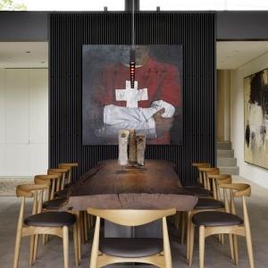 تصویر - خانه California ،تلفیق زندگی شهری ،صنعتی و آسایش روستایی ،اثر Aidlin Darling ، آمریکا - معماری