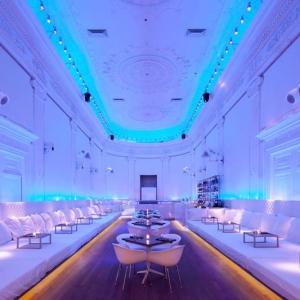 عکس - طراحی داخلی Supperclub ، اثر تیم معماری Concrete ، آمستردام