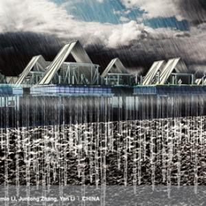 عکس - معرفی برترین ایدههای معماری پایدار 2015 توسط موسسه D3
