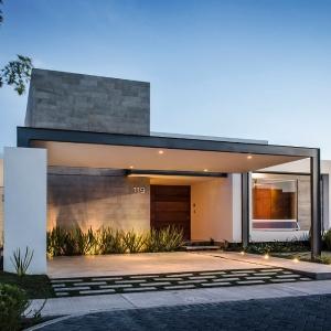 عکس - خانه لوکس T02، اثر تیم معماری  ADI Arquitectura y Diseño Interior ، مکزیک