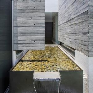 تصویر - خانه لوکس T02، اثر تیم معماری  ADI Arquitectura y Diseño Interior ، مکزیک - معماری