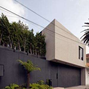 عکس - خانه Hill Studio ، اثر تیم طراحی CCA Centro de Colaboración ، مکزیک