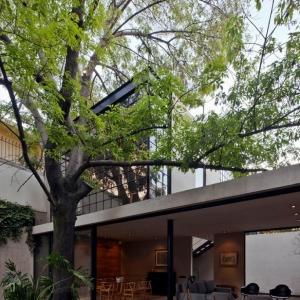 تصویر - خانه Hill Studio ، اثر تیم طراحی CCA Centro de Colaboración ، مکزیک - معماری