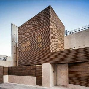 تصویر - باغ جنت ،فضای درونگرا در استحاله شهری - معماری
