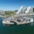 عکس - باشگاه کایاک شناور ،اثر تیم معماری FORCE4 ، دانمارک
