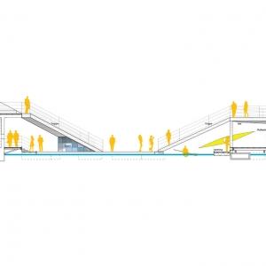 تصویر - باشگاه کایاک شناور ،اثر تیم معماری FORCE4 ، دانمارک - معماری