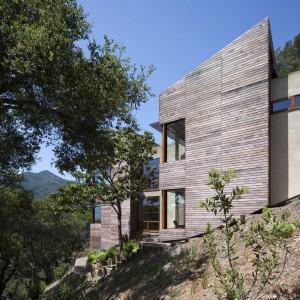 تصویر - مسکونی Kentfield Hillside ، اثر تیم طراحی Turnbull Griffin Haesloop ، آمریکا - معماری