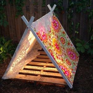 تصویر - از تخته ها و جعبه های چوبی چگونه به عنوان مبلمان کودک استفاده کنیم؟ - معماری