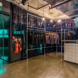 تصویر - باشگاه ورزشی REBEL ، اثر استودیو طراحی Studio C102 ، انگلستان - معماری