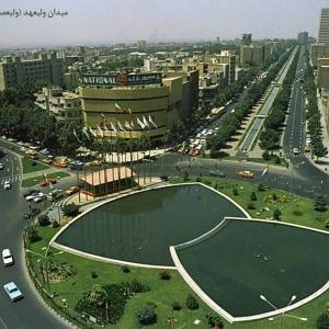 عکس - فراخوان طراحی مونومان میدان ولیعصر