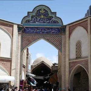عکس - آخرین اثر معماری دوره قاجار تخریب شد