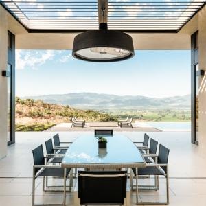 تصویر - ویلایی زیبا با منظر دره Napa ، اثر تیم معماری John Maniscalco ، کالیفرنیا - معماری