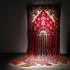 عکس - فرشی مدرن با الهام از الگوهای سنتی