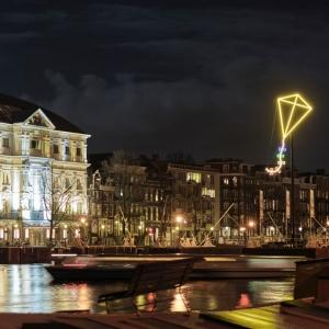 عکس - تصاویری از فستیوال نور 2015-2016 ،در آمستردام